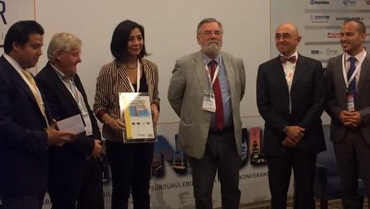 Polisan Boya'ya EPD Panel'nde büyük ödül!