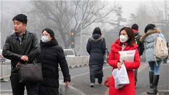 Çin'de hava kirliliği alarmı!