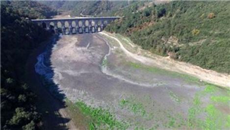 İstanbul barajlarının doluluk oranı alarm veriyor