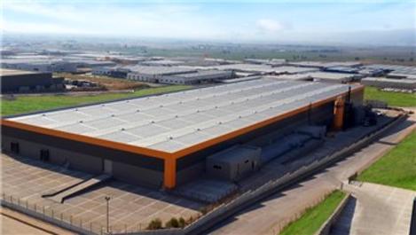 ODE Yalıtım'ın Eskişehir fabrikasında ilk faz tamamlandı