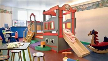 Çocuklar için özel oyun alanları oluşturun!