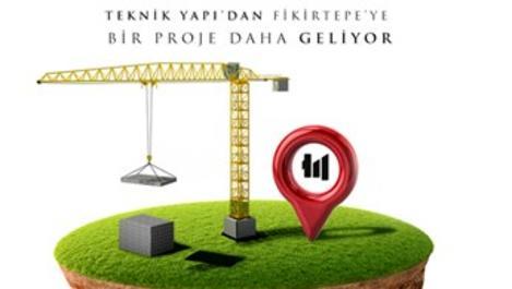 Teknik Yapı, Uplife Kadıköy'le Fikirtepe dönüşüme hız verdi!