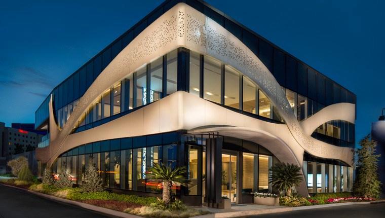 Yedi Mavi Satış Ofisi, RSG İç Mimarlık imzasını taşıyor