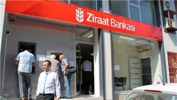 Konut kredilerindeki büyümenin yarısı Ziraat Bankası'ndan!
