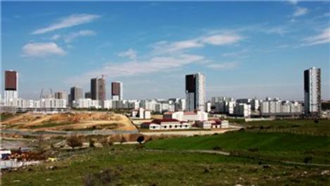 Başakşehir Evleri'nin dış cephesine Hekim Yapı imzası