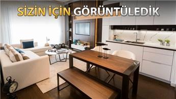 Piyalepaşa İstanbul'un örnek dairesini boyutlandırdık!
