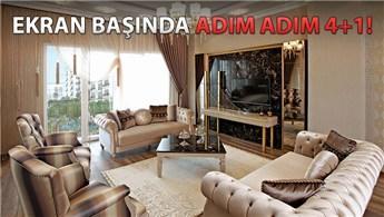 Vadişehir'in örnek dairesine 3D bakın!