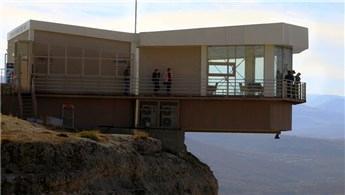 Malatya'daki Levent Vadisi turistlerin ilgisini çekiyor
