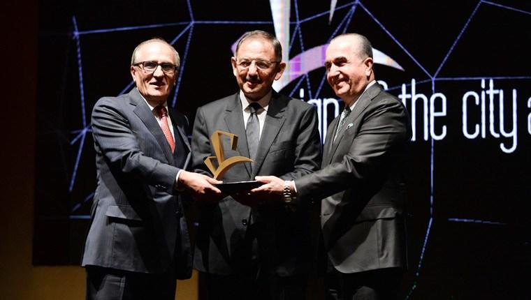 Sign of The City Awards'tan GYODER'e özel ödül!