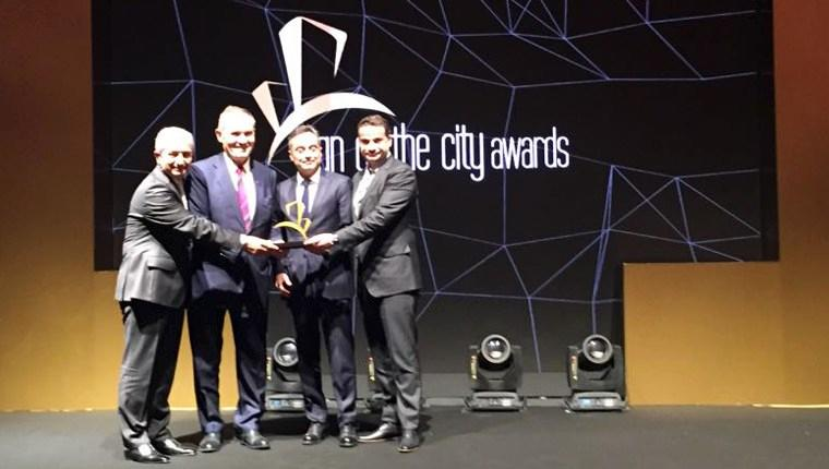 Vadistanbul, Sign of the City Awards 2016'da şov yaptı!