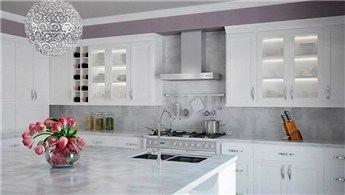 Güçlü ve zarif mutfaklar dekorasyonları