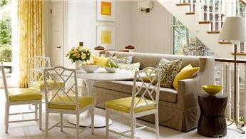 Mutfağınıza kullanışlı oturma köşesi oluşturun