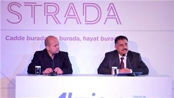 Akzirve Bahçeşehir Strada projesi satışa çıktı!