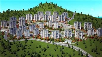 TOKİ, Gümüşhane'de 528 konut inşa edecek!