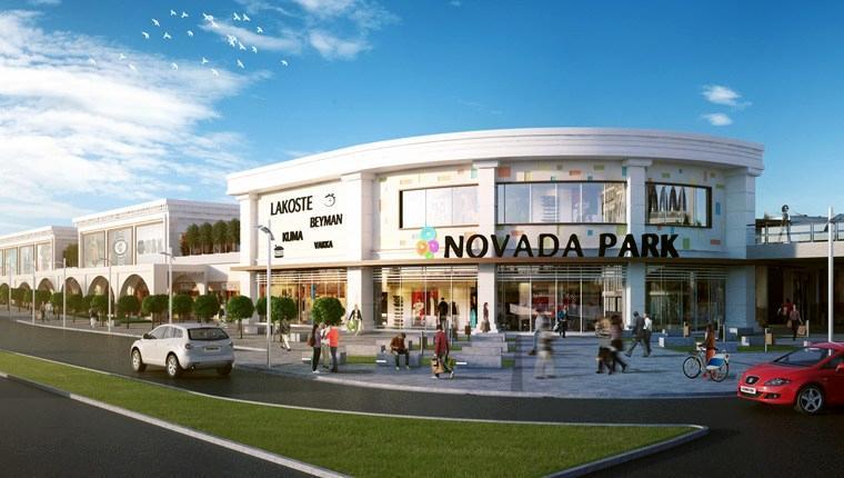 Novada Park, 'En İyi Bölgesel Merkezli AVM' seçildi