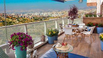 Ege yaşam konseptinin en büyüğü Ankara'da!