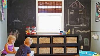 Çocuk odası duvar kâğıdı önerileri!