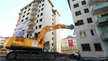Bağcılar Aseda Konutları kentsel dönüşüm için yıkıldı!