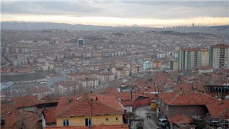 Altındağ Belediyesi'nden 163 milyon TL'lik konut ihalesi