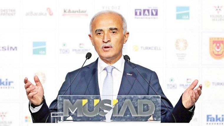 Müsiad Expo 2016 Fuarı'nı 7 bin iş insanı ziyaret etti