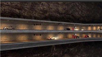 3 Katlı Büyük İstanbul Tüneli'nin etüt ihalesi 30 Kasım'da!