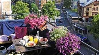 Balkon ve teraslarda fonksiyonel tasarımlar