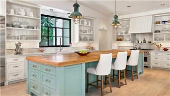 Mutfak için düzenli pratik dekorasyon fikirleri!