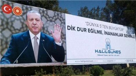 Erdoğanlı reklam yaptı, FETÖ'den tutuklandı!