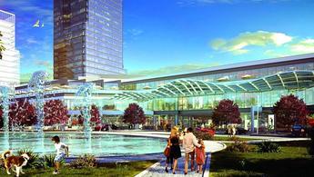 Şehrin yeni yaşam merkezi; Vadistanbul!