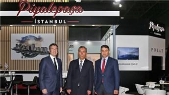 Piyalepaşa İstanbul, CNR Emlak Fuarı'nda yatırımcısıyla buluştu