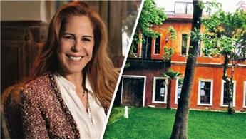 İşte Zeynep Fadıllıoğlu'nun 100 yıllık evi!