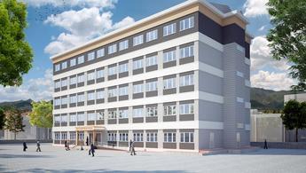 Bakyapı, Bursa'da okul inşa edecek!
