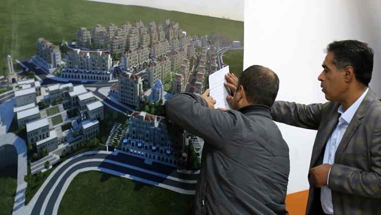 şırnak'ta tahrip olan evler