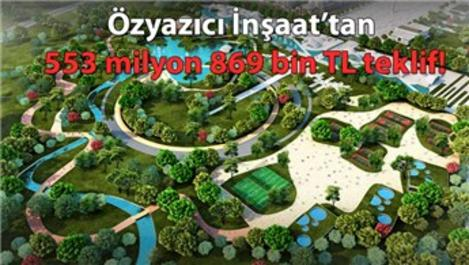 Emlak Konut, Kayabaşı Botanik Park ihalesini yaptı!