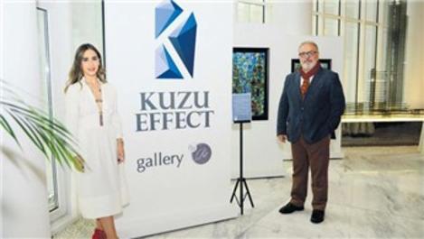 Kuzu Grup'tan sanata destek!