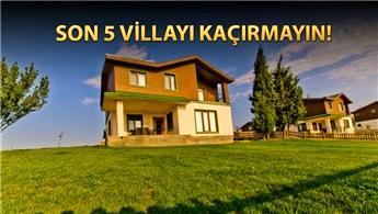 Naturalm Çiftlik Evleri'nde 400 bin liraya modern köy hayatı!