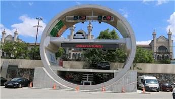 Avrasya Tüneli'nde geri sayım sürüyor!