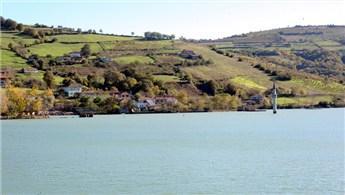Samsun Bafra'daki Derbent Barajı turizme kazandırılacak!