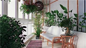 Kış için sımsıcak bahçe ve teras dekorasyon fikirleri