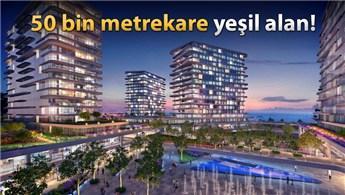 Yedi Mavi Zeytinburnu projesinde yüzde 5 peşinat!