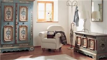 Nostaljik bir evin dekoratif güzellik serüveni!