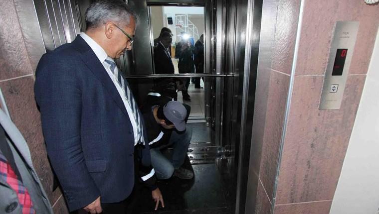 Bağcılar Belediyesi'nden asansör denetimi!