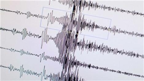 Ankara 3.9 büyüklüğündeki depremle sallandı!