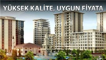 Temaşehir Konya'da yüzde 5 peşin, daire senin!