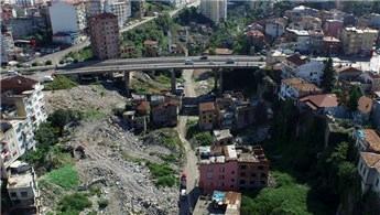 Trabzon Tabakhane'de kentsel dönüşümün son durumu!