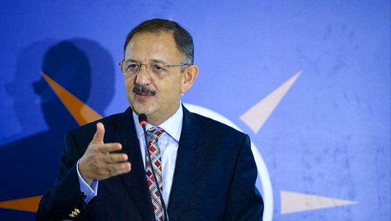 """Mehmet Özhaseki """"Türkiye'de 940 arıtma tesisi var"""""""