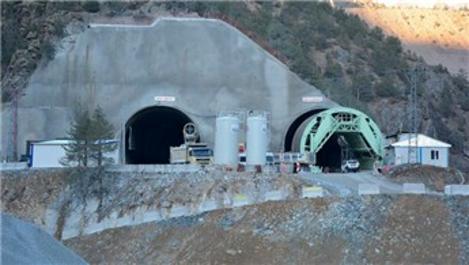 Yeni Zigana Tüneli'nin 1,5 kilometresi kazıldı!