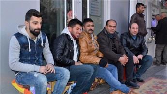 Malatya'da 79 adet TOKİ konutu için sıraya girdiler