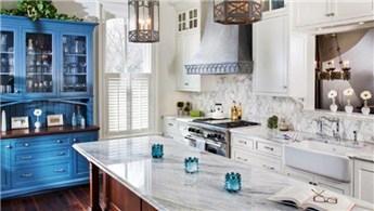 Renklerin mutfağınızda nasıl duracağına bir bakın!