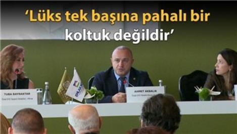 Büyükyalı İstanbul'da 4 farklı örnek daire hazırlandı!